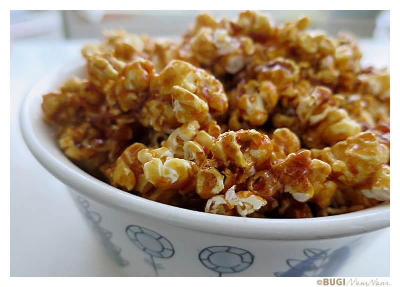 saltkaramel popcorn