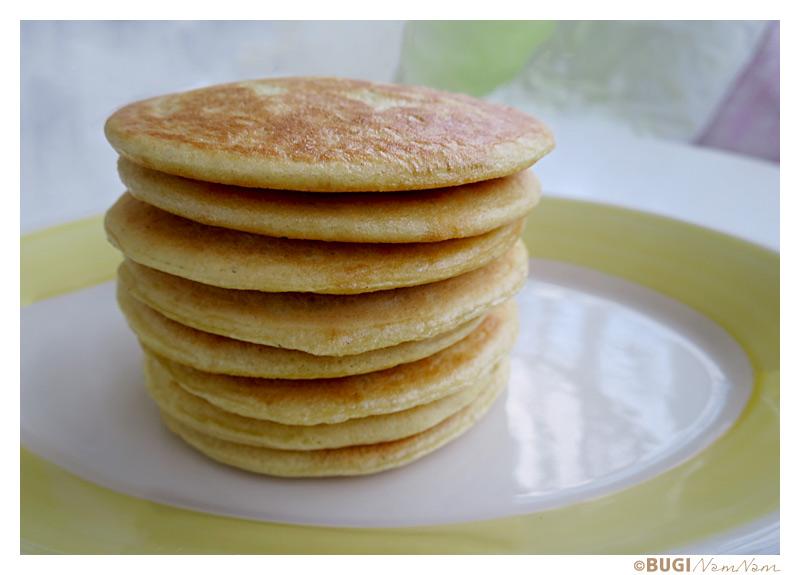 små Amerikanske pandekager