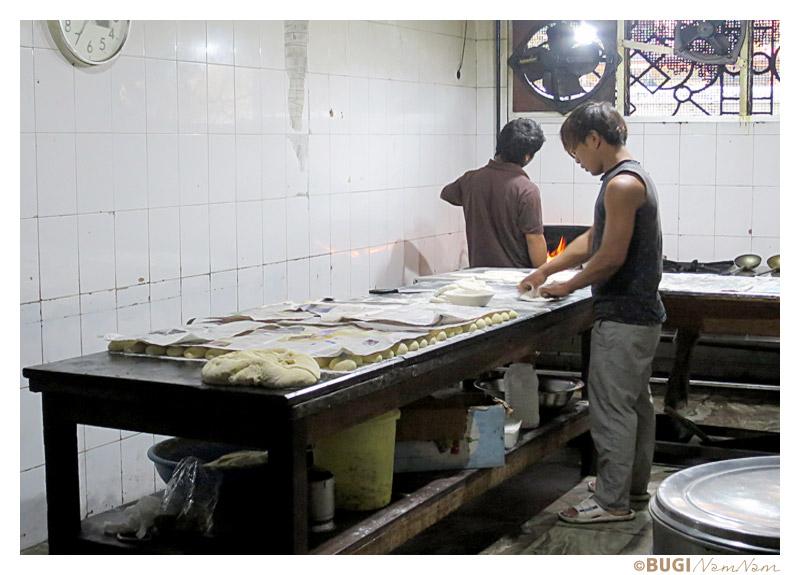 guesthouse køkken