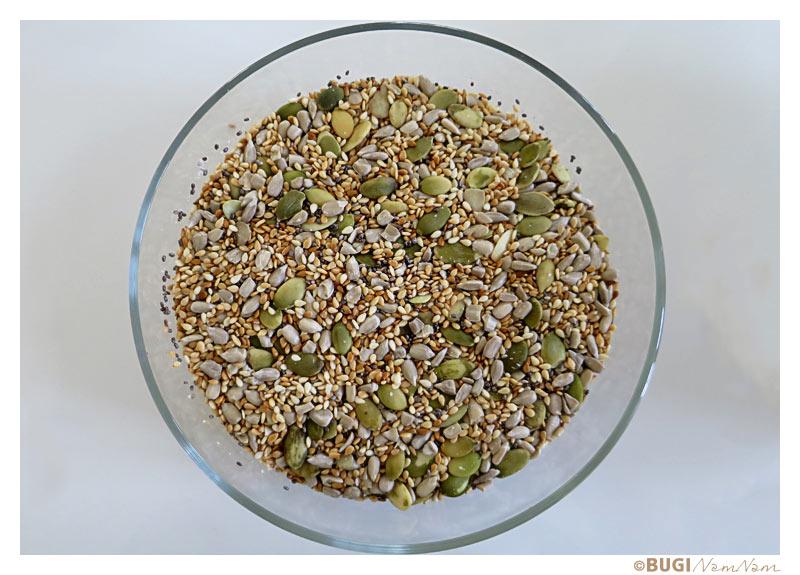 Korn i skål