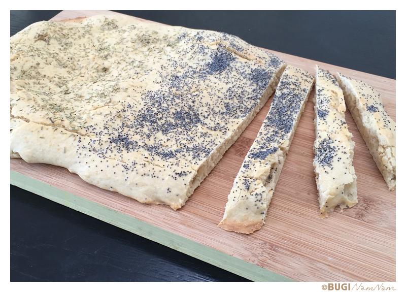 opskrift på brød med bagepulver