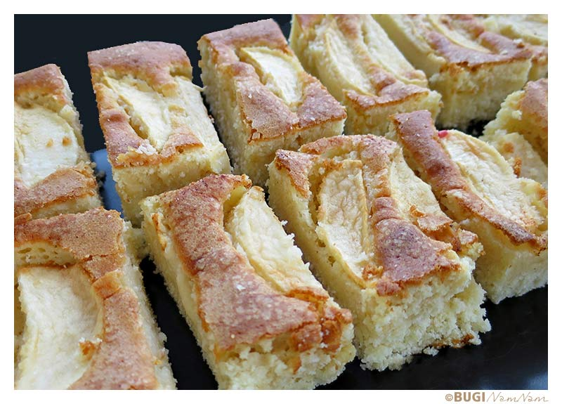 æblekage stykker