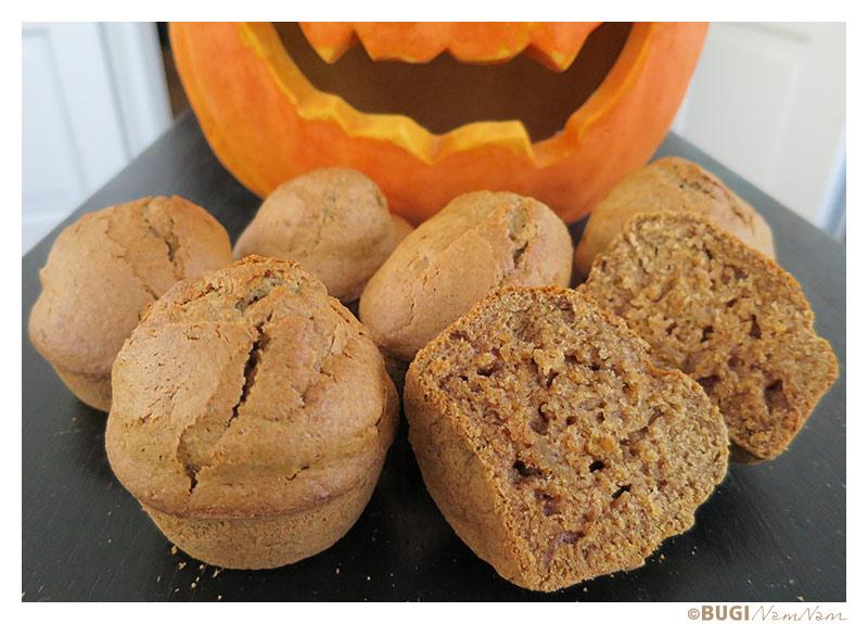 lækre spicy muffins