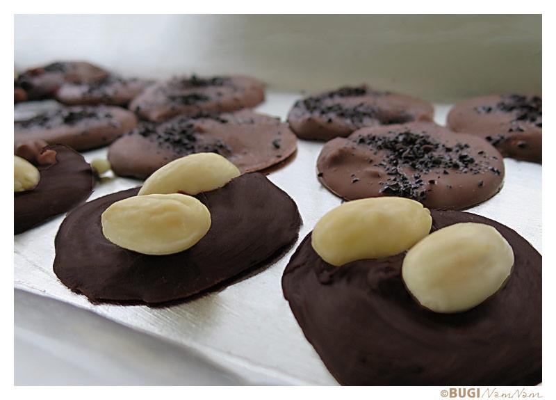 chokolade årkander