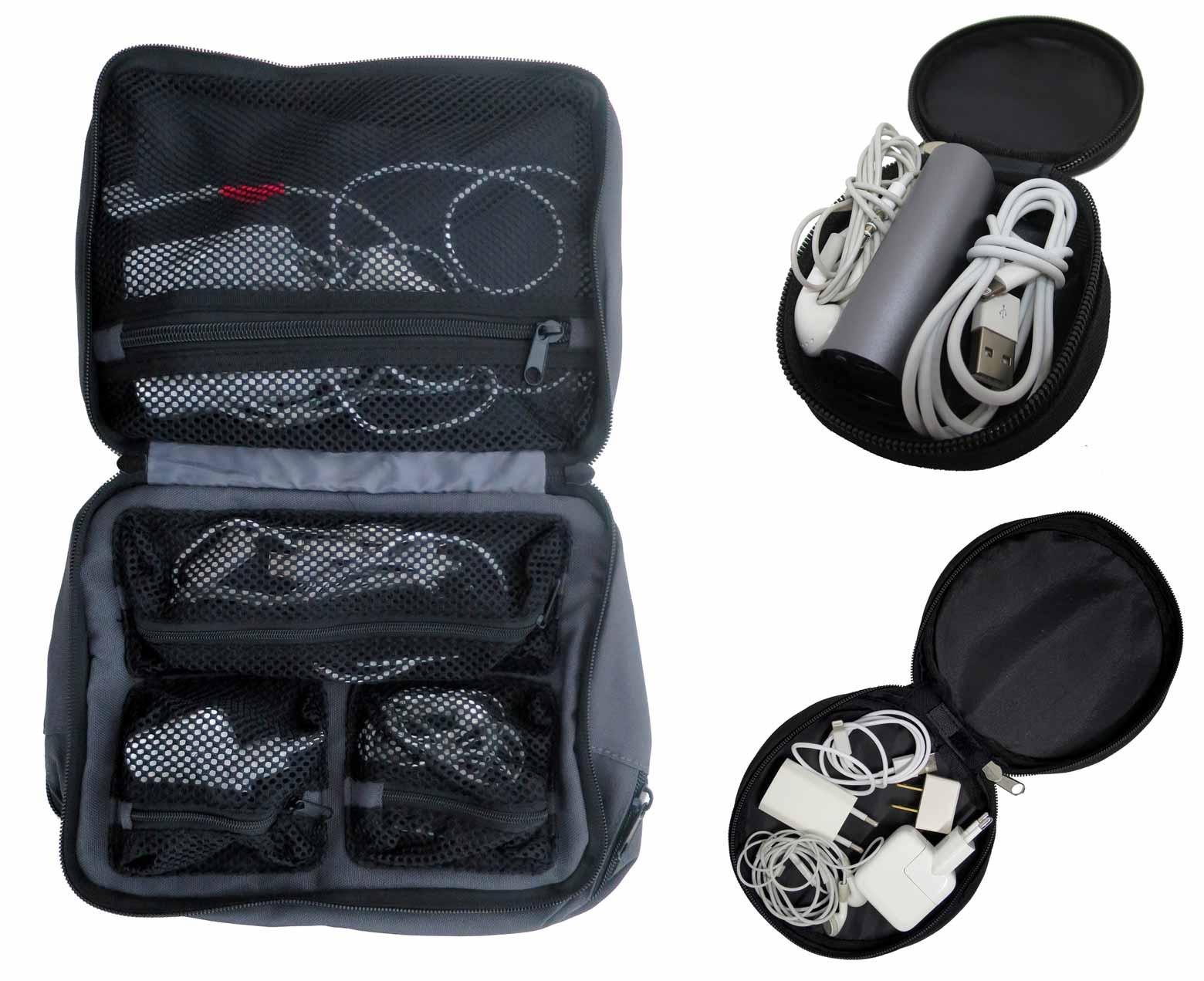 små tasker og punge til it udstyr, usb stik