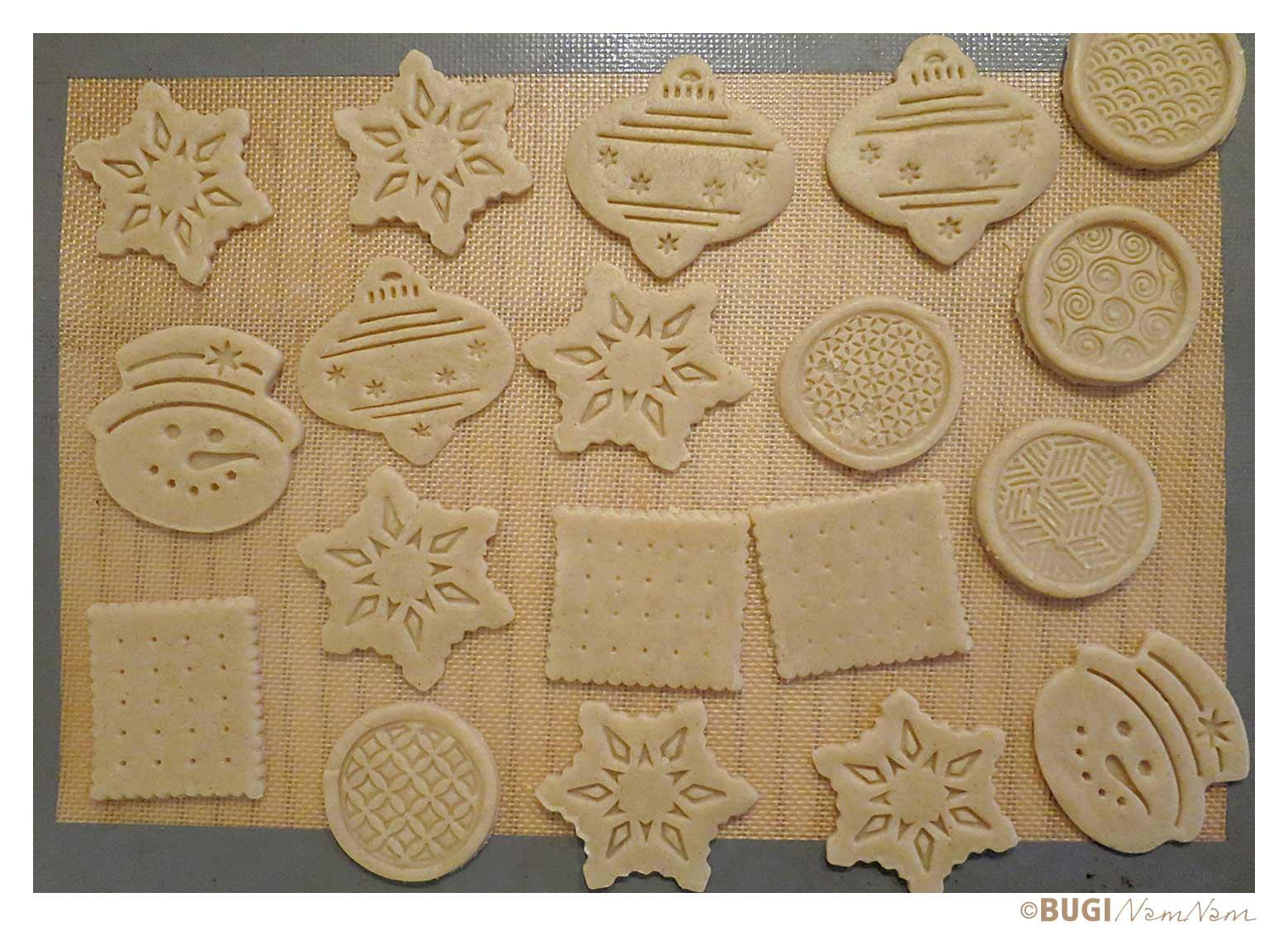 sprøde småkager