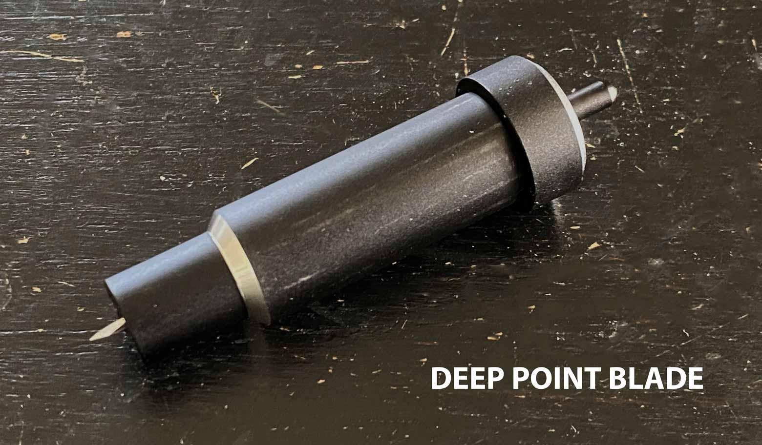 DeepCut blade